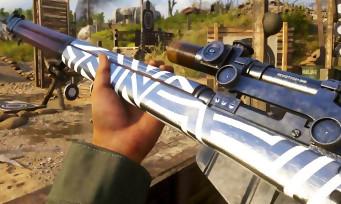 Call of Duty WW2 : les skins d'armes personnalisés arrivent !