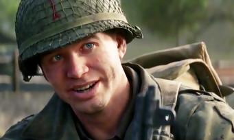 """Call of Duty WW2 : un premier trailer pour le DLC """"The War Machine"""""""