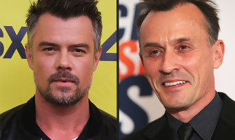 Call of Duty WW2 : Robert Knepper en officier nazi et Josh Duhamel en soldat américain