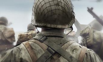 E3 2017 : Call of Duty WWII présente son multijoueur dans un trailer intense