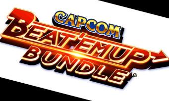 Capcom Beat'em Up Bundle : 7 classiques d'arcade réunis, le trailer qui claque