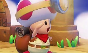 E3 2014 : trailer sur Wii U de Captain Toad's Treasure Tracker
