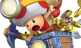 Captain Toad Treasure Tracker : la date de sortie française enfin annoncée