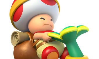 Captain Toad Treasure Tracker : le jeu appuie sur le champignon avec un nouveau trailer de gameplay