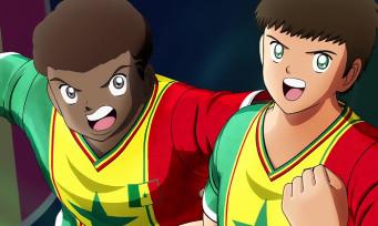 Captain Tsubasa : au tour du Sénégal de montrer ses deux stars en vidéo