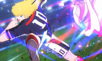Captain Tsubasa: a free demo on PS4, PS5 and Switch, all the details