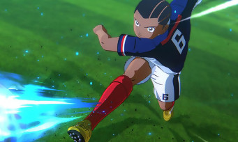 Captain Tsubasa : revoilà l'équipe de France, un nouveau trailer avec Jean-Laurent Pierre