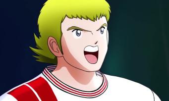 Captain Tsubasa : le défenseur anglais Robson s'offre un court trailer