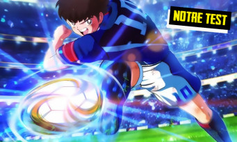 Test Captain Tsubasa : un numéro 10 élégant, mais qui manque de conviction