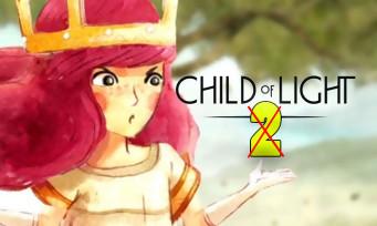 Child of Light 2 : le jeu n'est en fait pas en chantier chez Ubisoft, la désillusion