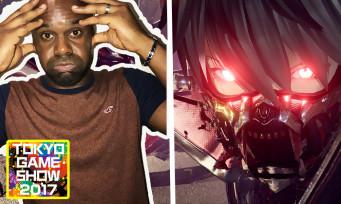 Code Vein : aussi hardcore que Dark Souls ? Notre avis en direct du Tokyo Game Show 2017