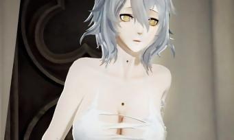 Code Vein : une nouvelle vidéo de gameplay bien hot !