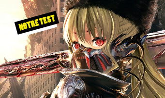 Test Code Vein : doit-on se faire un sang d'encre ?