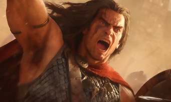 Conan Unconquered : le nouveau jeu de la licence annoncé avec un trailer méga-classe