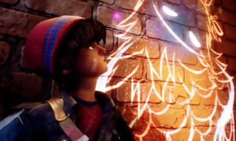 Concrete Genie : le jeu de peinture nous dévoile ses modes PS VR