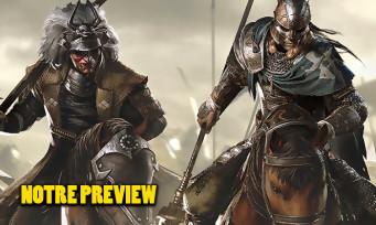 Conqueror's Blade : entre Total War et For Honor, une future lame de fond ? Nos impressions