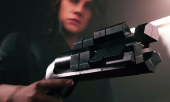 Control : une belle séquence de gameplay en 4K, l'ambiance avant tout