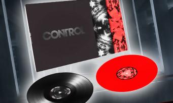 Control : l'OST débarque en vinyles avec une édition Deluxe bien chouette