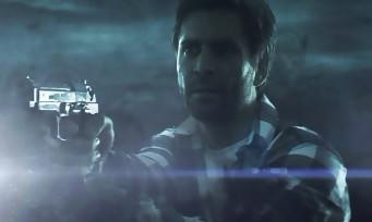 Control : Alan Wake débarque dans le jeu via le DLC AWE, un nouvel indice pour une suite ?