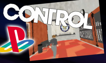 Control: Remedy remakes the game on PSOne for April 1, a trailer all in pixels