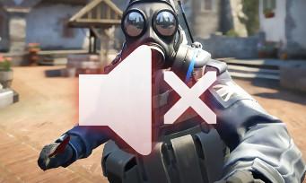 Counter-Strike Global Offensive : un système pour réduire au silence les joueurs toxiques