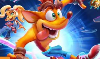 Crash Bandicoot 4 : la première bande-annonce serait prévue dans quelques jours !