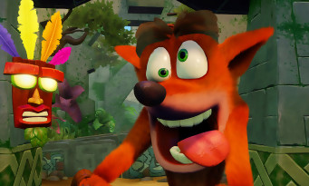 Crash Bandicoot N. Sane Trilogy : le jeu cartonne au Royaume-Uni, un record sur Switch battu