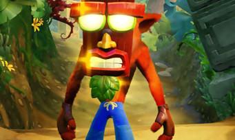 Crash Bandicoot N.Sane Trilogy : un niveau inédit annoncé comme étant le plus difficile du jeu