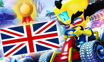 Crash Team Racing : le jeu cartonne au Royaume-Uni, 4 fois plus de ventes que Team Sonic Racing