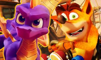 Crash Team Racing : Spyro sera dans le jeu, tous les prochains personnages découverts