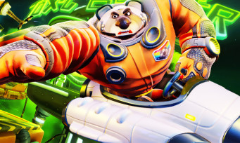 Crash Team Racing : voici le Grand Prix de Gasmoxia, un trailer extraterrestre