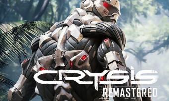 Crysis Remastered : trailer, images et date de sortie, le Microsoft Store fait tout fuiter
