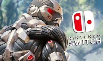 Crysis Remastered : un trailer de lancement bien bourrin pour la version Switch