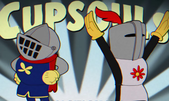 Cupsouls : une parodie absolument géniale de Cuphead dans le monde de Dark Souls