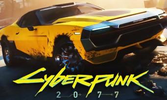Cyberpunk 2077 : encore de nouvelles images, place aux engins bien rutilants