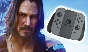 Cyberpunk 2077 : du nouveau pour la version Nintendo Switch ?