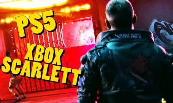 Cyberpunk 2077 : le jeu devrait bien arriver sur PS5 et Xbox Scarlett, mais pas à leur lancement