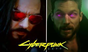 Cyberpunk 2077 : voici le teaser du fan-film produit et joué par Maul Cosplay, ça a l'air dingo !