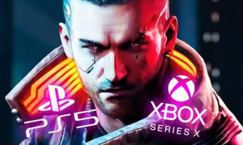 Cyberpunk 2077 : le jeu sera jouable sur PS5 et Xbox Series X, un gros patch next-gen prévu après
