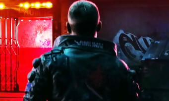 Cyberpunk 2077 : des screenshots inédits sous RTX, l'ambiance promet