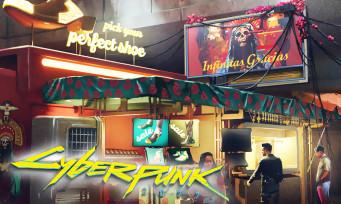Cyberpunk 2077 : de nouveaux artworks présentent Heywood, un quartier chaud de Night City