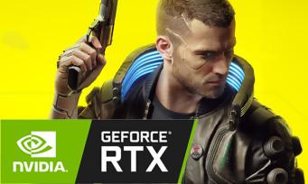 Cyberpunk 2077 : un nouveau trailer en RTX qui arrache la rétine !