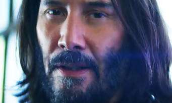 Cyberpunk 2077: a new ad with Keanu Reeves, it makes you want