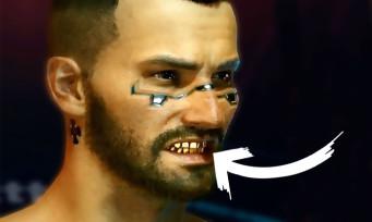 Cyberpunk 2077 : on pourra personnaliser ses ongles et même ses dents, la vidéo