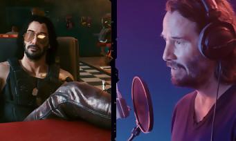 Cyberpunk 2077 : un trailer et making of sur Johnny Silverhand, le perso de Keanu Reeves