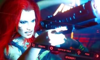 Cyberpunk 2077: Photo mode detailed in a full video