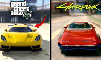 Cyberpunk 2077 vs GTA 5 : on compare les deux open worlds, Rockstar Games a vraiment le sens du détail