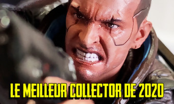 Cyberpunk 2077 Mega Unboxing en 4K : le meilleur collector de 2020, et de très très loin !