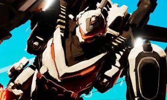 Daemon X Machina : un trailer bien bourrin, des méchas partout sur Nintendo Switch !