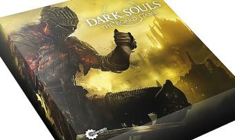 Dark Souls : le jeu de plateau arrive et cartonne sur Kickstarter !